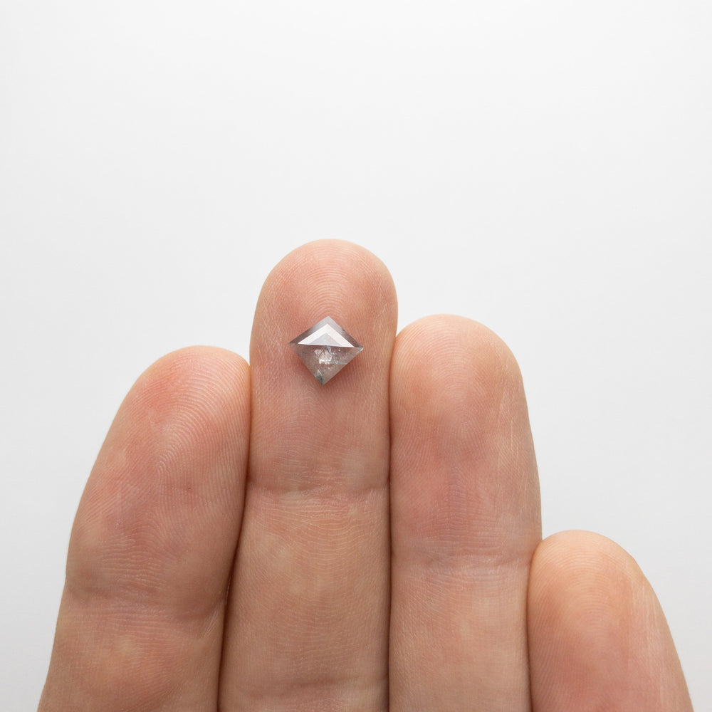 Load image into Gallery viewer, 0.74ct 7.44x8.09x2.06mm Kite Rosecut 18135-01