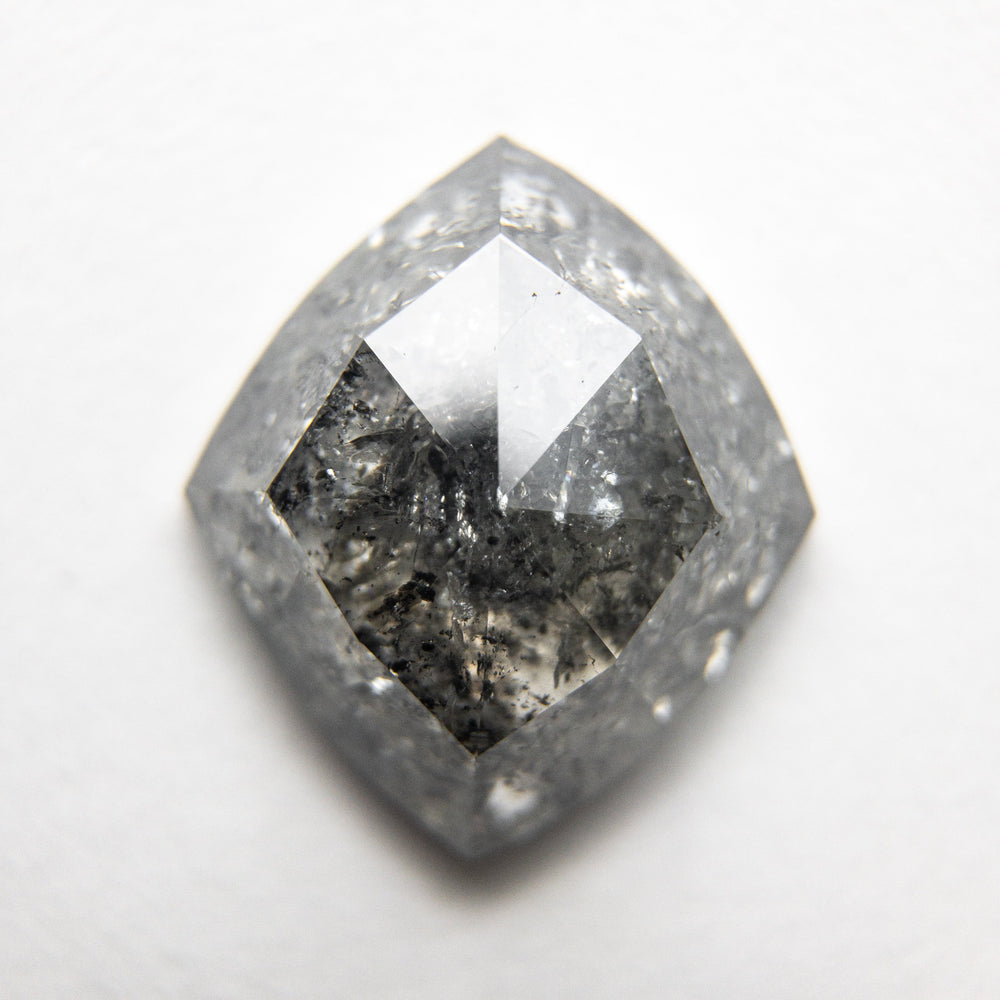 3.33ct 11.60x10.31x3.75mm Kite Rosecut 18168-04