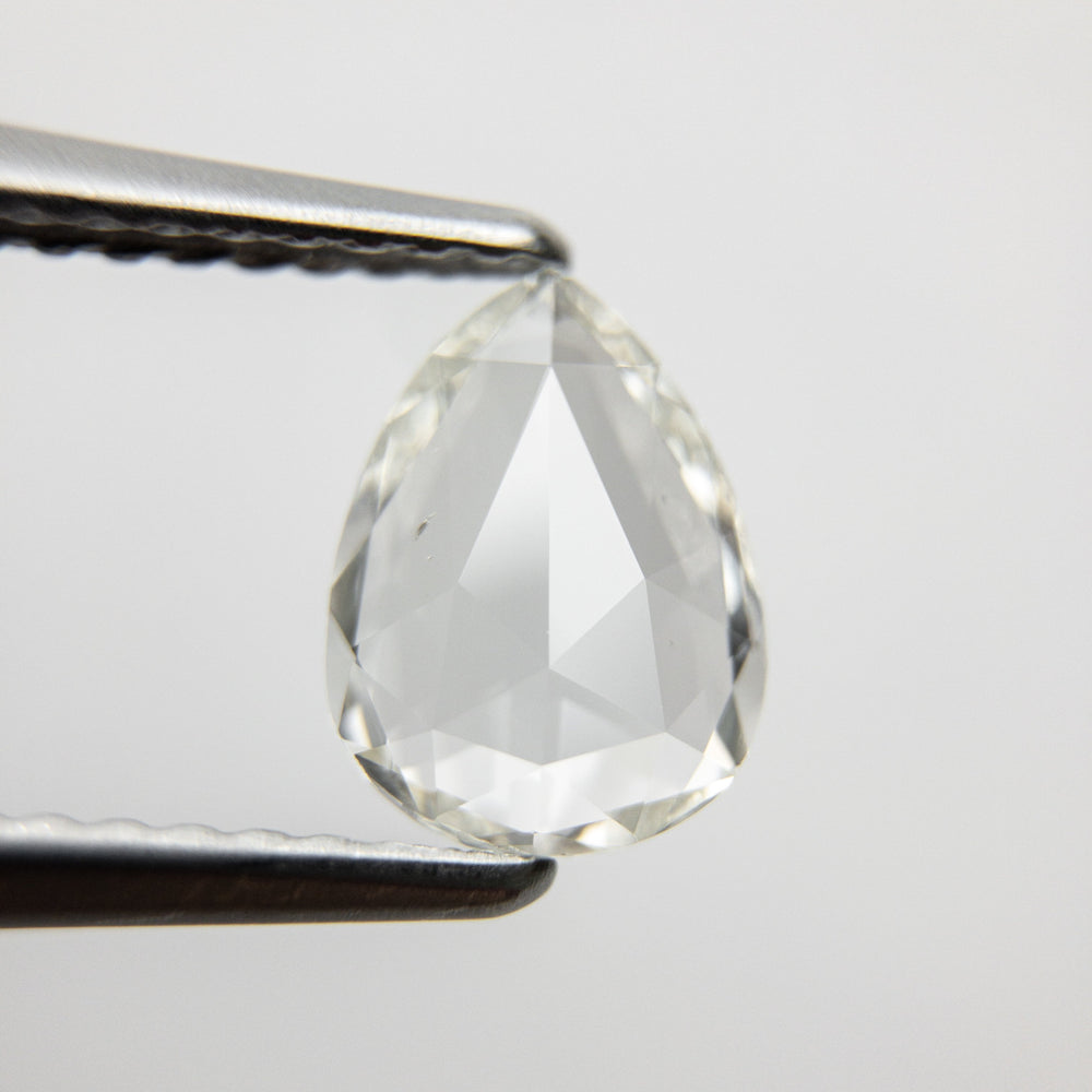 0.79ct 8.17x6.12x1.83mm SI1 G Pear Rosecut 18218-12