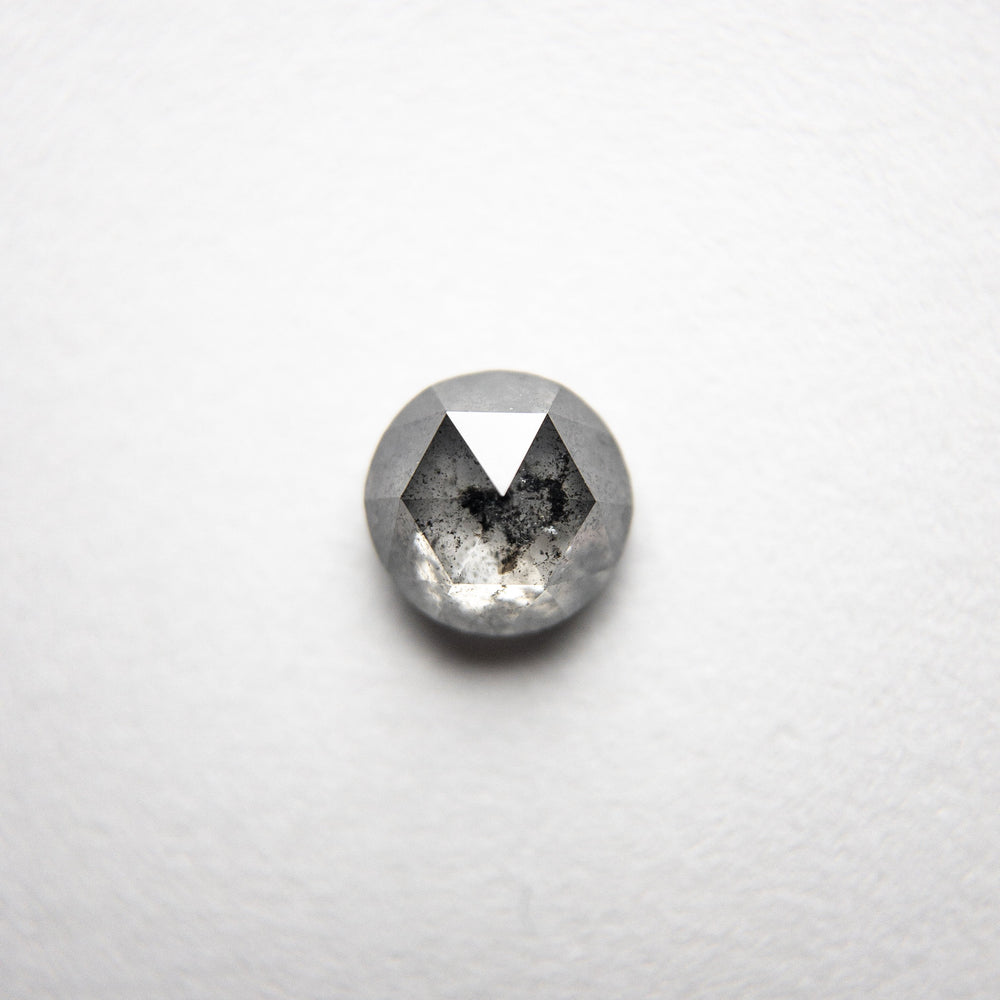 0.63ct 5.11x5.07x2.53mm Round Rosecut 18227-02