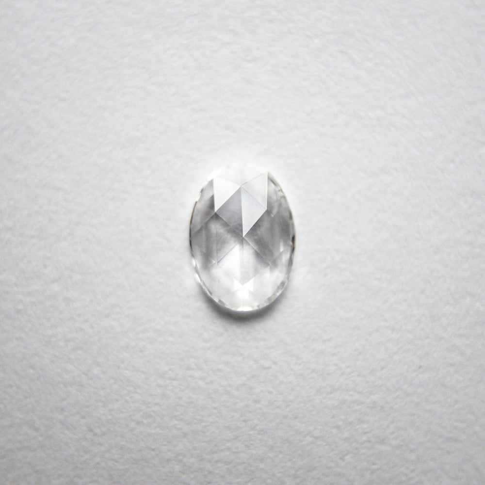 Load image into Gallery viewer, 0.26ct 5.76x4.17x1.27mm Oval Rosecut 18238-07