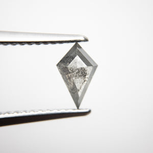 Load image into Gallery viewer, 0.63ct 8.03x5.02x2.64mm Kite Rosecut 18285-01