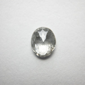Load image into Gallery viewer, 0.73ct 6.76x5.59x2.38mm Oval Rosecut 18318-04