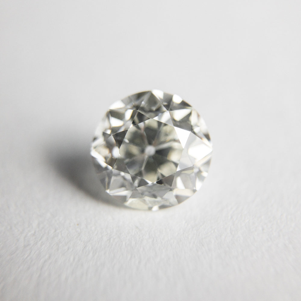 1.17ct 6.47x6.37x4.37mm SI2/I1+ J Antique Old European Cut 18345-01
