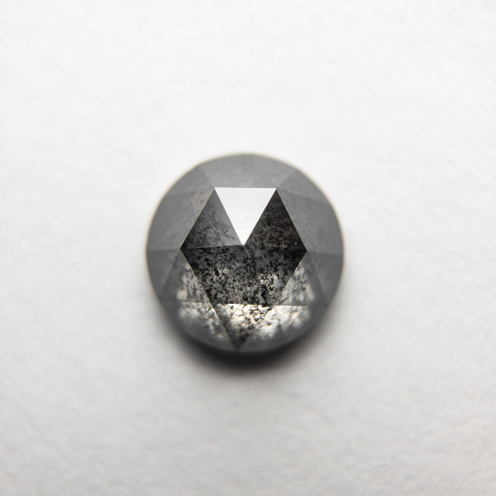Load image into Gallery viewer, 0.98ct 6.09x6.06x3.05mm Round Rosecut 18352-06