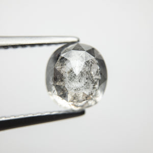 1.96ct 7.26x6.75x4.53mm Oval Double Cut 18352-19