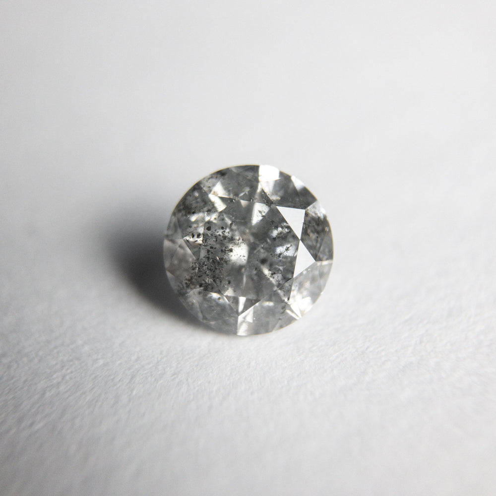 Load image into Gallery viewer, 0.70ct 5.53x5.51x3.46mm Round Brilliant 18357-06