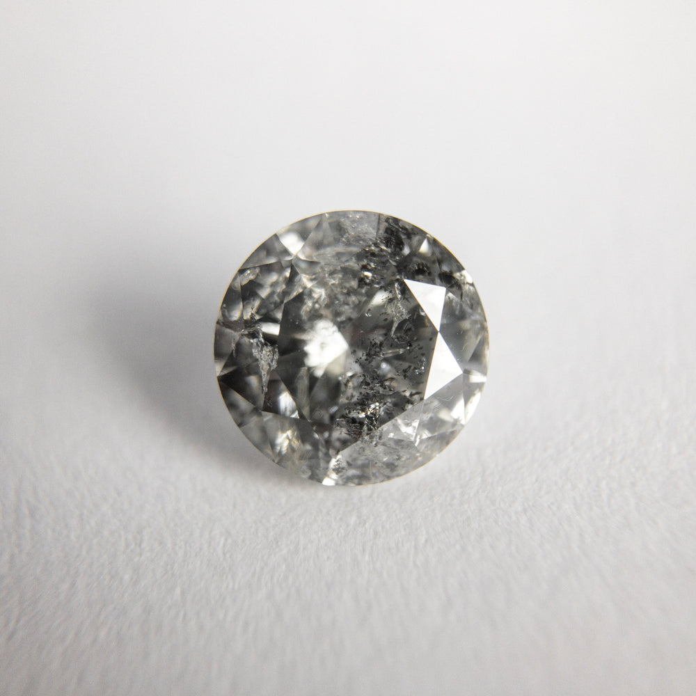 Load image into Gallery viewer, 0.95ct 6.47x6.46x3.68mm Round Brilliant 18362-07