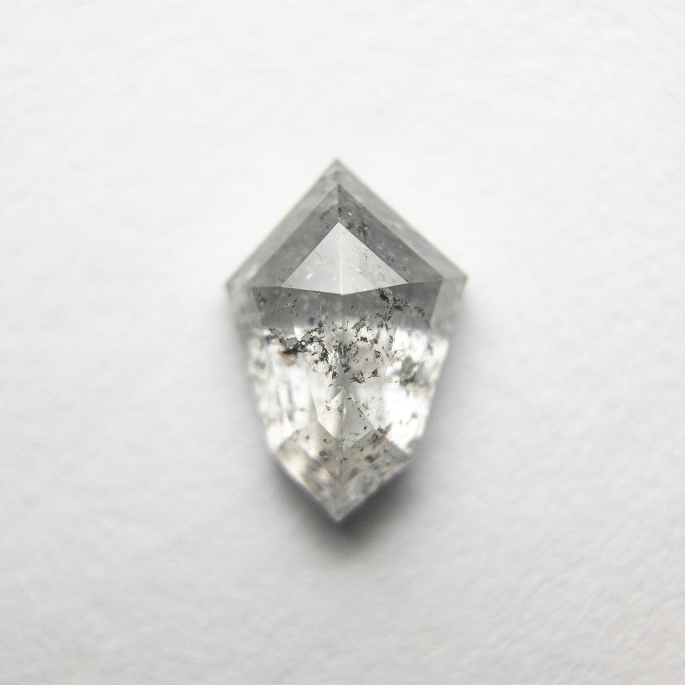 1.01ct 8.39x5.74x3.06mm Shield Rosecut 18363-11