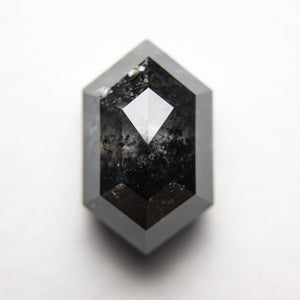 Load image into Gallery viewer, 4.03ct 11.69x7.24x5.17mm Hexagon Rosecut 18366-03