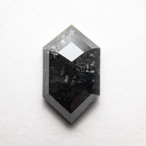 1.85ct 11.09x6.58x2.89mm Hexagon Rosecut 18366-06