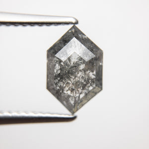 1.32ct 10.03x6.39x2.51mm Hexagon Rosecut 18366-09