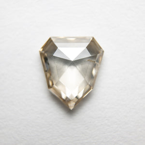 Load image into Gallery viewer, 1.02ct 7.97x7.10x2.33mm Shield Rosecut 18369-13
