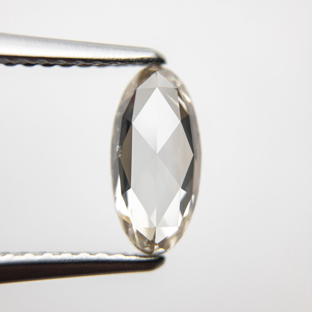 1.23ct 9.65x 4.71x2.86mm Oval Rosecut 18369-31
