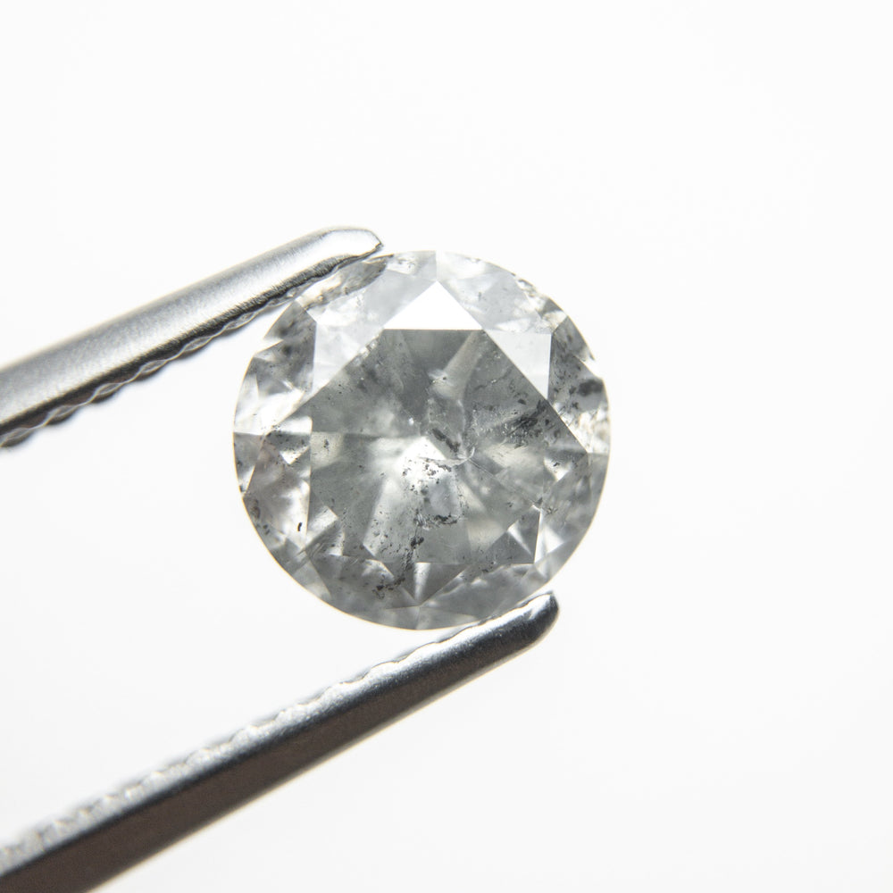 1.28ct 6.93x6.89x4.22mm Round Brilliant 18375-01
