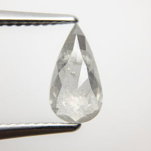 1.22ct 10.24x5.48x2.68mm Pear Rosecut 18386-16