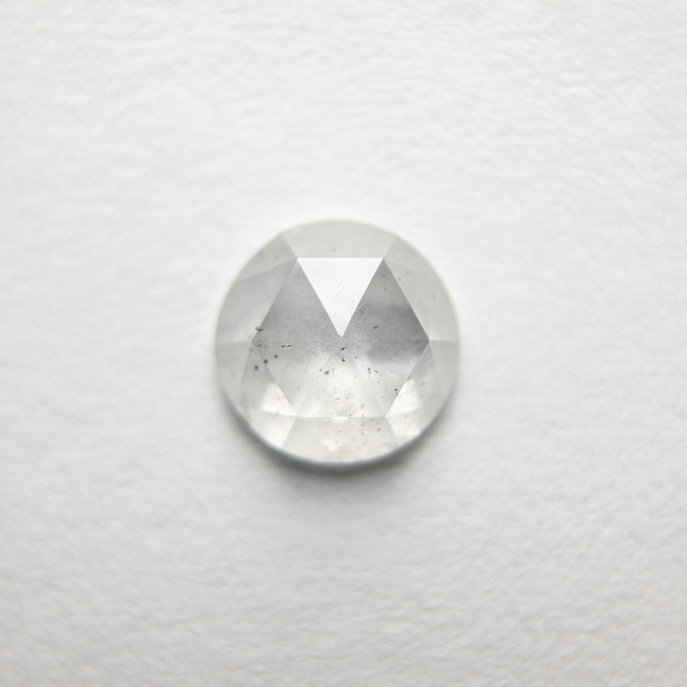 Load image into Gallery viewer, 0.68ct 6.04x5.99x2.09mm Round Rosecut 18386-27