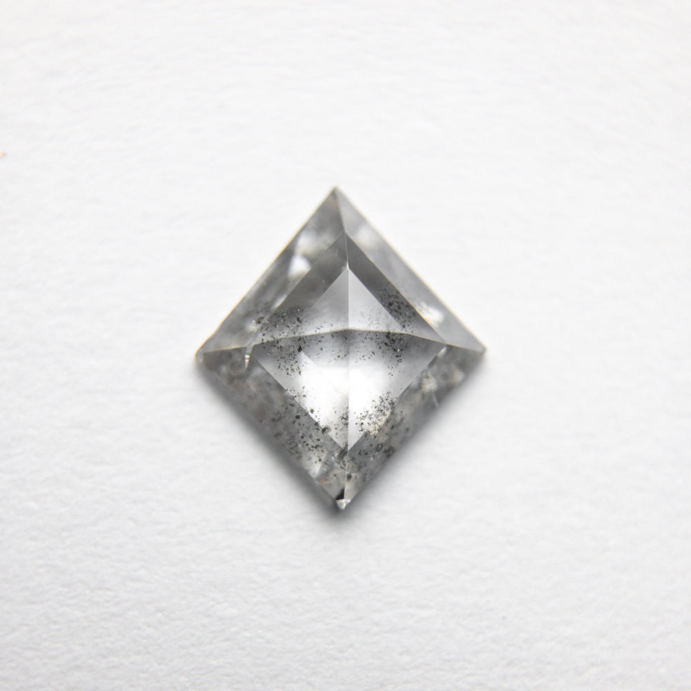 0.59ct 7.63x6.95x2.21mm Kite Rosecut 18400-04