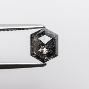 1.68ct 7.92x6.26x3.71mm Hexagon Rosecut 18407-10