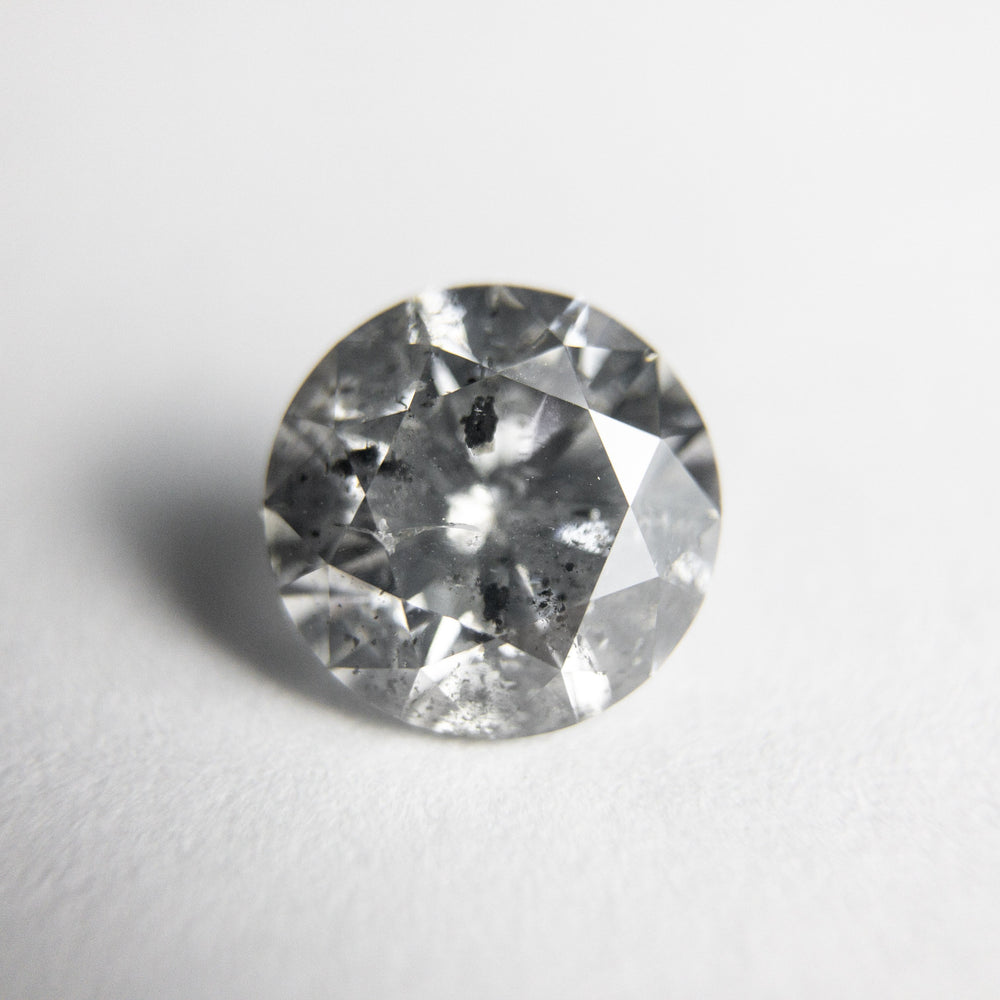 1.24ct 6.81x6.76x4.23mm Round Brilliant 18427-01