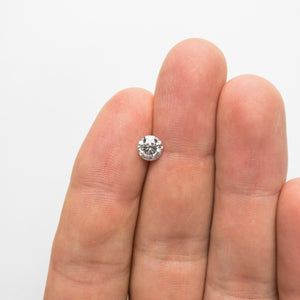 Load image into Gallery viewer, 0.97ct 6.12x6.08x4.00mm Round Brilliant 18430-01