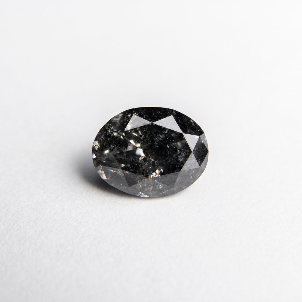 Load image into Gallery viewer, 1.01ct 7.10x5.51x3.82mm Oval Brilliant 18453-12