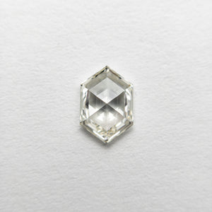 0.55ct 7.02x4.81x2.39mm VS1 I Hexagon Rosecut 18458-09 🇷🇺
