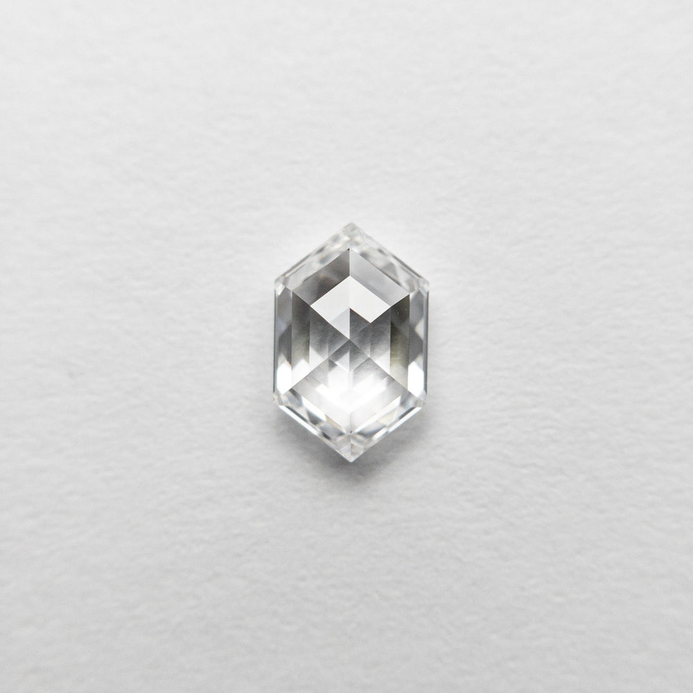 Load image into Gallery viewer, 0.53ct 6.49x4.16x2.40mm VS1 E Hexagon Rosecut 18458-15 🇷🇺