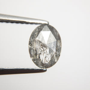 1.25ct 8.15x6.08x2.63mm Oval Rosecut 18489-06