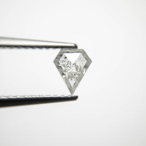 0.35ct 5.98x5.00x1.84mm Shield Rosecut 18493-09