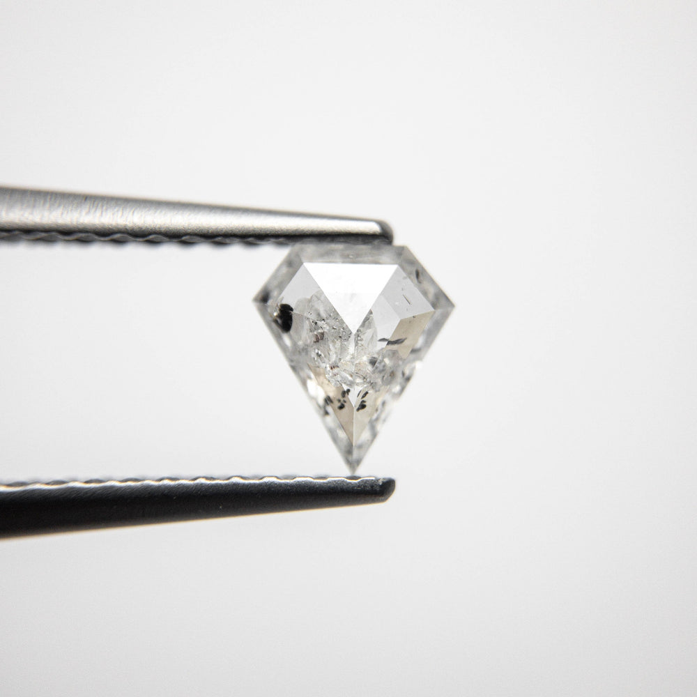 Load image into Gallery viewer, 0.38ct 6.17x5.48x1.85mm Shield Rosecut 18493-10