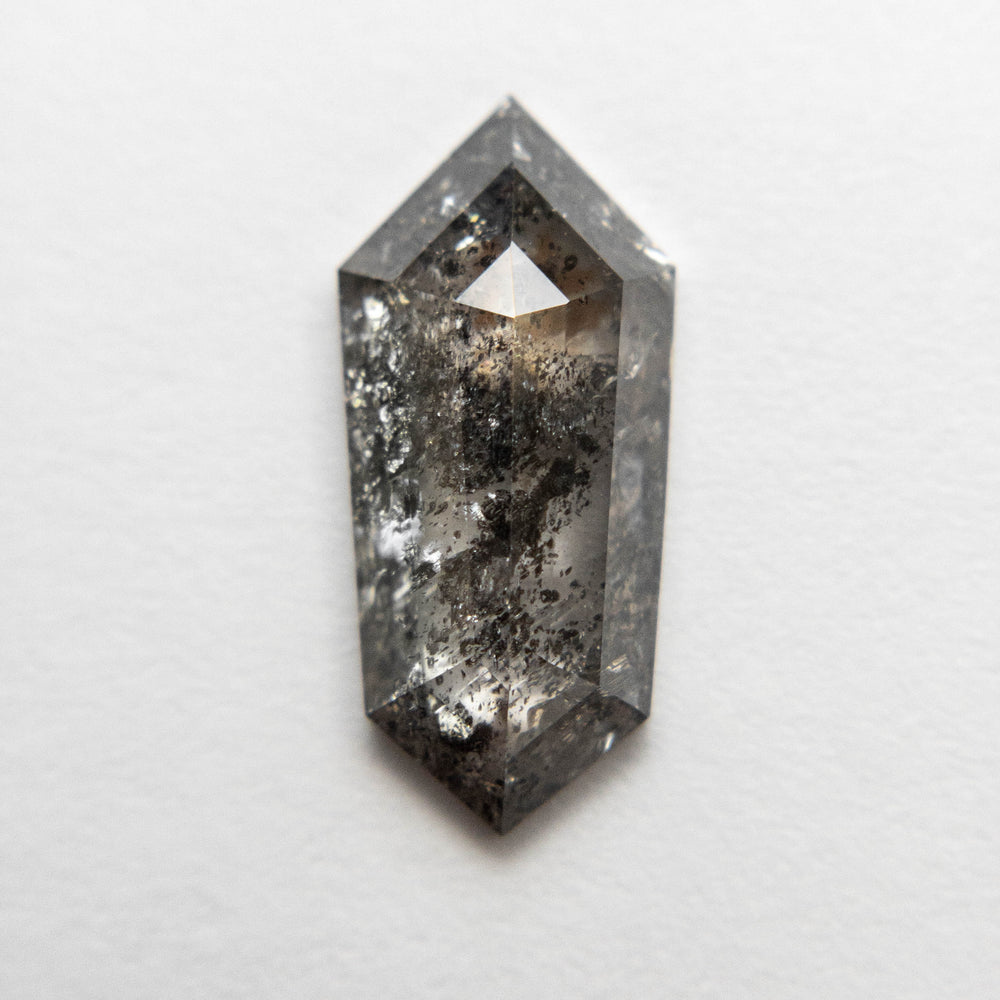 2.19ct 13.82x6.27x2.90mm Hexagon Rosecut 18505-08