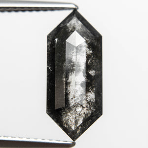 Load image into Gallery viewer, 4.11ct 15.89x6.62x3.75mm Hexagon Rosecut 18505-09
