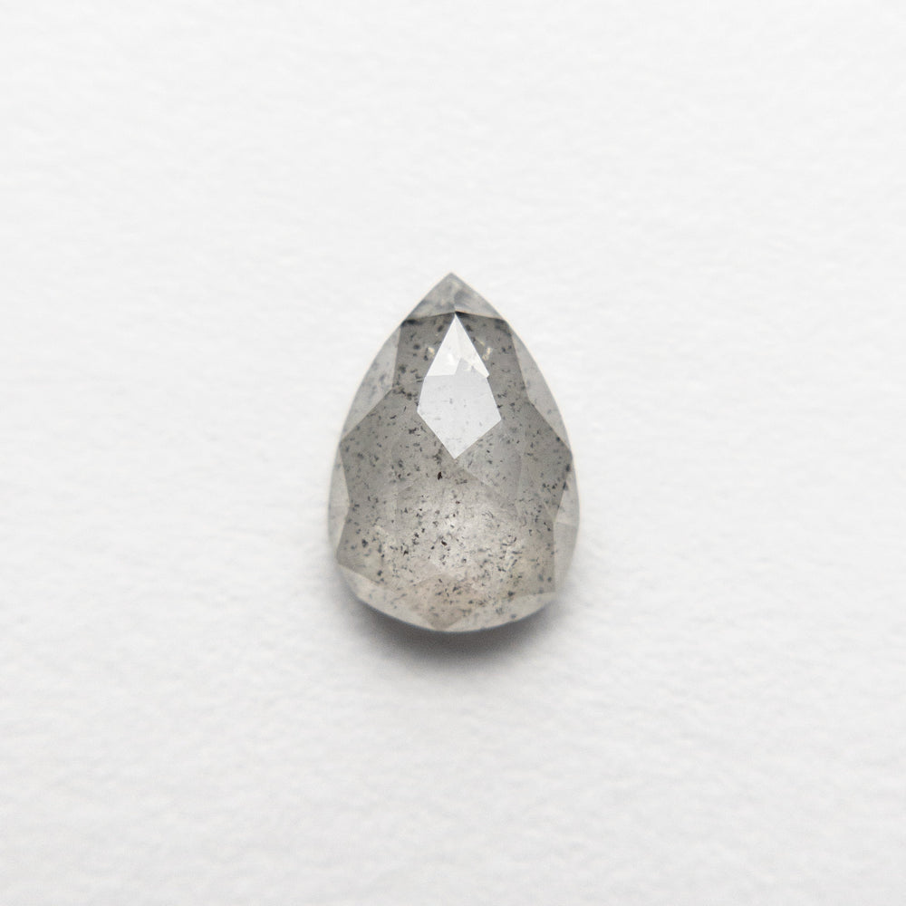 0.76ct 7.07x4.97x2.38mm Pear Rosecut 18520-22