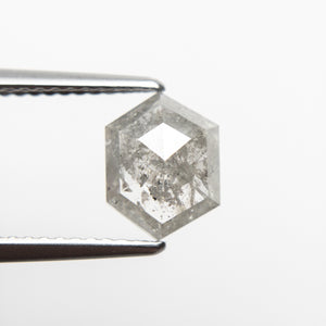 Load image into Gallery viewer, 1.28ct 8.70x6.63x2.64mm Hexagon Rosecut 18523-07