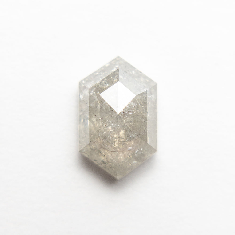 Load image into Gallery viewer, 2.09ct 9.87x6.38x3.75mm Hexagon Double Cut 18553-08