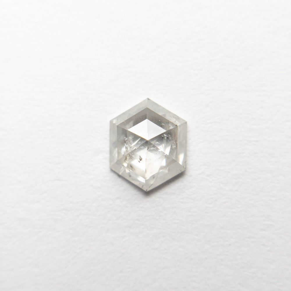 Load image into Gallery viewer, 0.52ct 5.93x4.92x2.32mm Hexagon Rosecut 18553-18