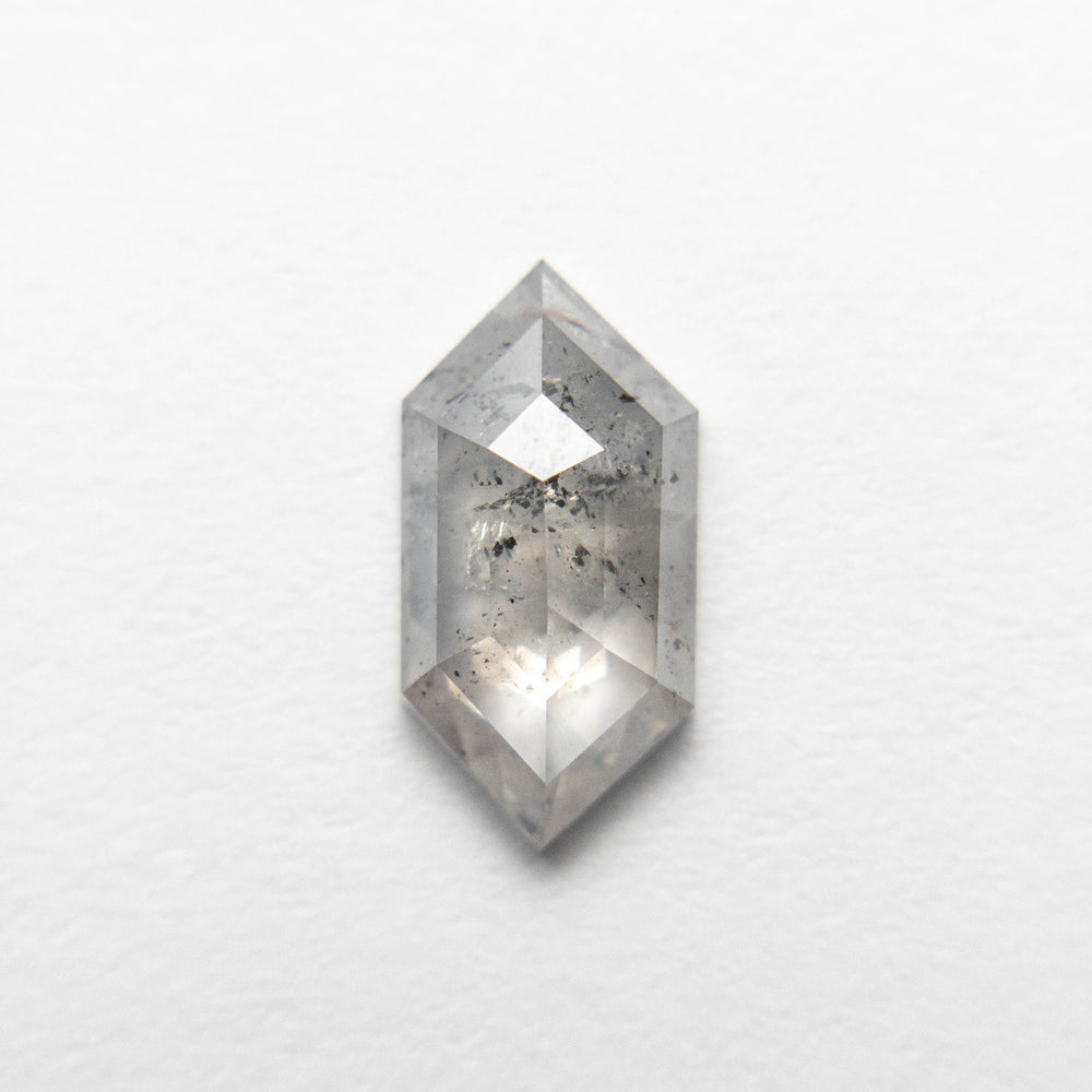 Load image into Gallery viewer, 1.13ct 10.13x5.12x2.49mm Hexagon Rosecut 18553-20