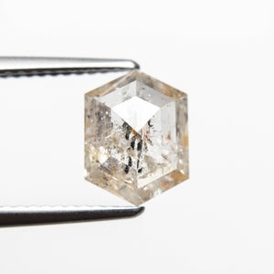 2.08ct 9.43x7.14x3.39mm Hexagon Rosecut 18553-21