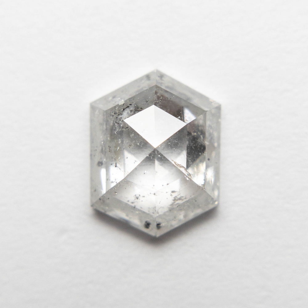 Load image into Gallery viewer, 1.93ct 9.19x7.16x3.55mm Hexagon Rosecut 18553-25
