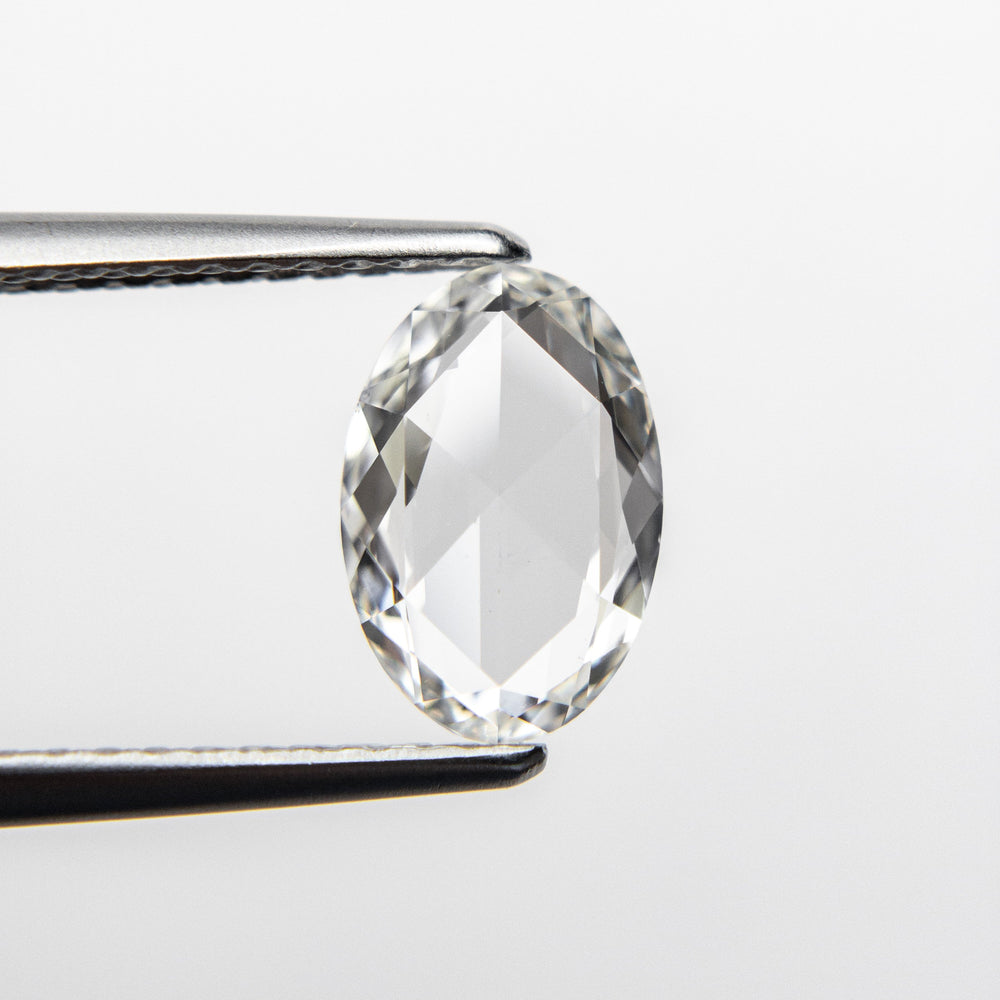 Load image into Gallery viewer, 0.94ct 8.76x5.91x1.97mm GIA VS2 F Oval Rosecut 18601-01