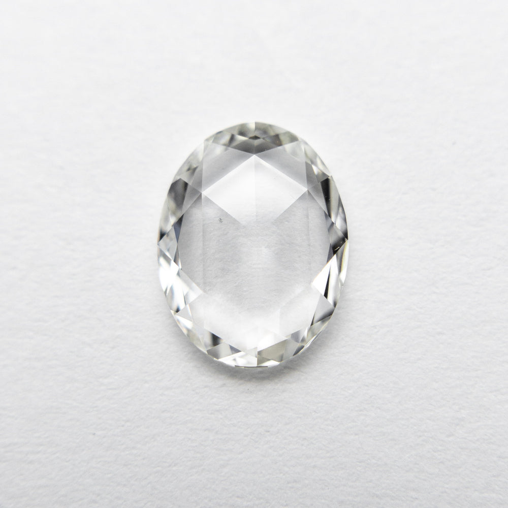 1.10ct 8.64x6.66x1.87mm GIA VS1 H Oval Rosecut 18601-07