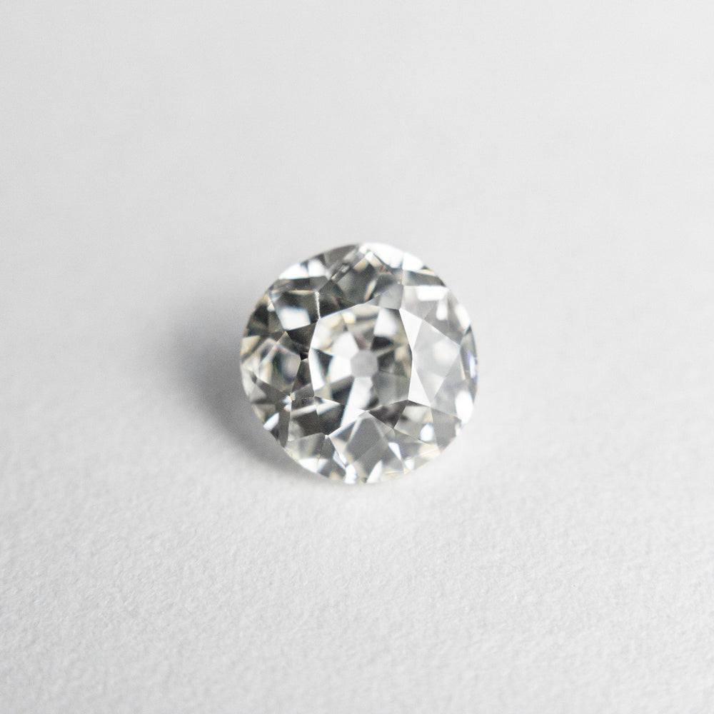 0.77ct 5.91x5.65x3.25mm GIA VS2 J Antique Old European Cut 18641-01