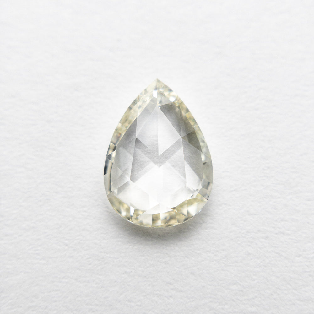 1.00ct 8.58x6.25x2.17mm VS1 M-N Pear Rosecut 18661-02
