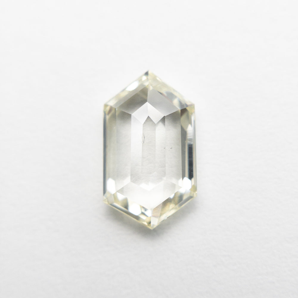 1.62ct 9.99x5.86x2.82mm SI1 Hexagon Rosecut 18663-01