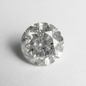 Load image into Gallery viewer, 3.63ct 9.42x9.37x6.22mm Round Brilliant 18676-01