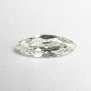 1.00ct 11.97x4.51x2.55mm SI1+ K-L Modern Antique Moval Brilliant 18698-01