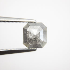Load image into Gallery viewer, 1.07ct 6.54x6.01x2.72mm Cut Corner Rectangle Rosecut 18703-04