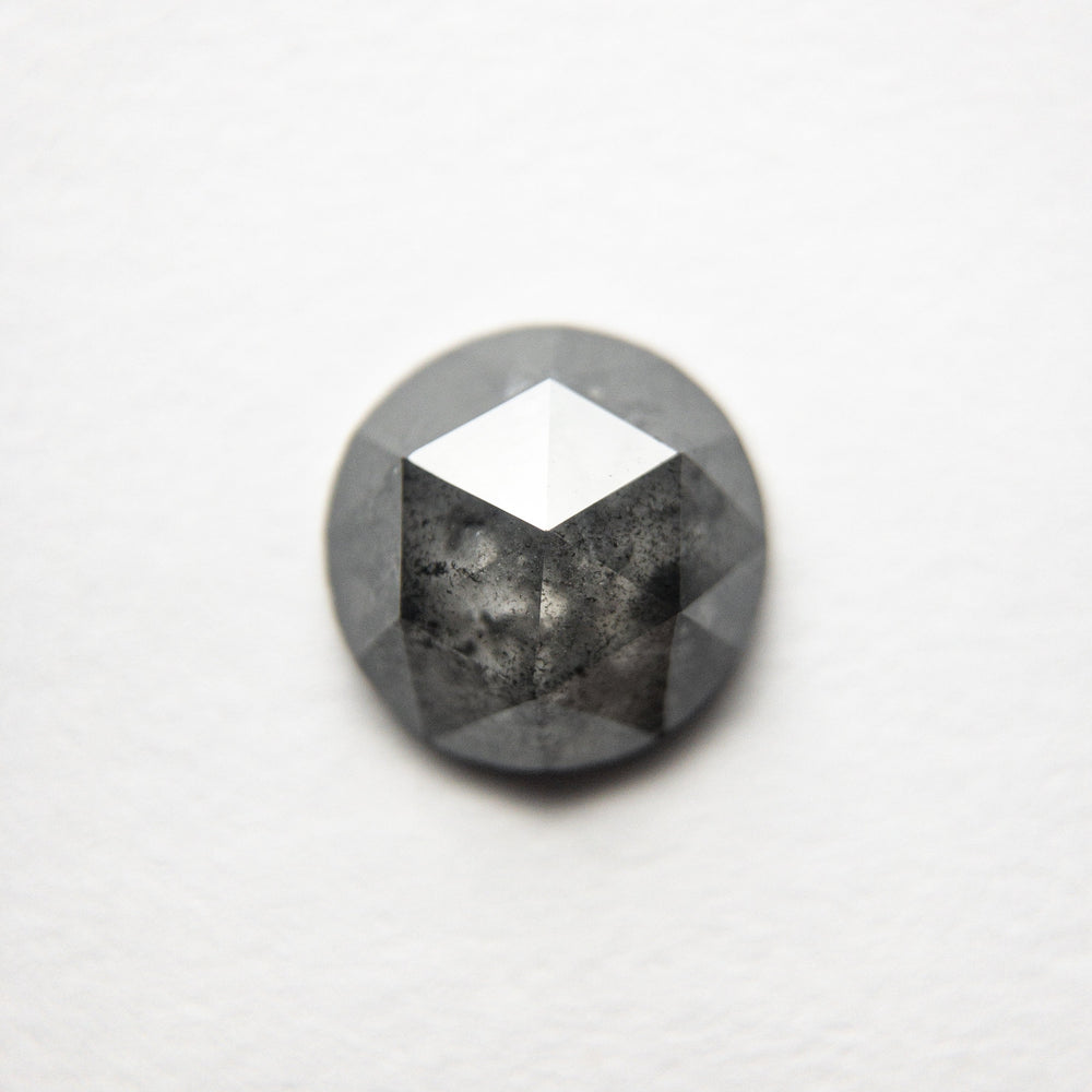 1.30ct 7.24x7.38x2.98mm Round Rosecut 18728-18
