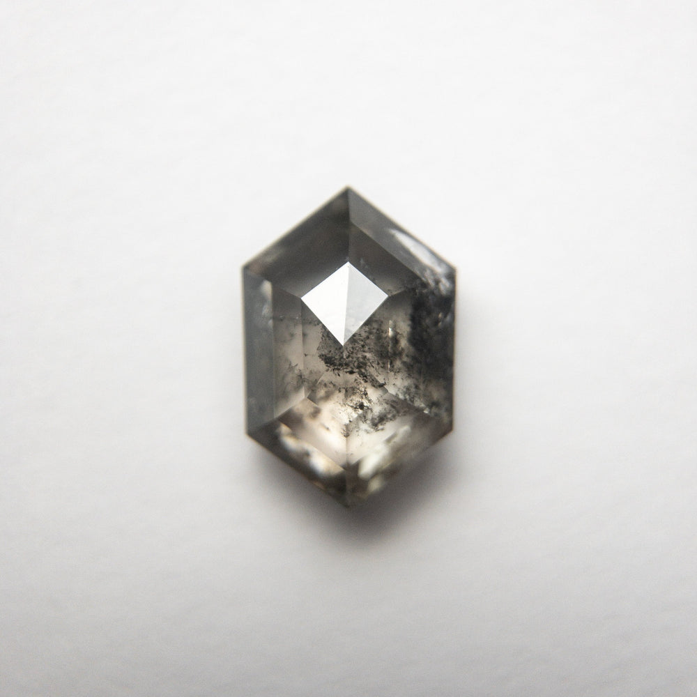 1.22ct 8.08x5.41x3.24mm Hexagon Rosecut 18769-05